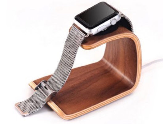 Apple Watch Wooden Charger