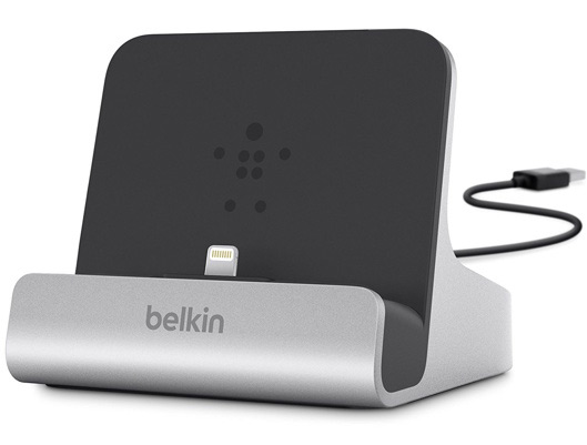 Belkin Lightning Charger iPhone Sync Dock