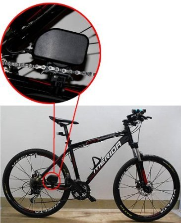 Bike USB Charging OTG Power Bank