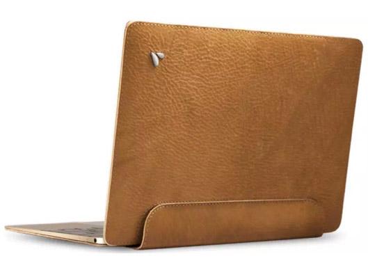 Premium Leather Cover for MacBook
