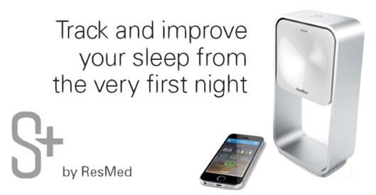 ResMed Smart sleeping Tracking Gadget