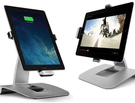 Rotatable Aluminium Stand for iPad