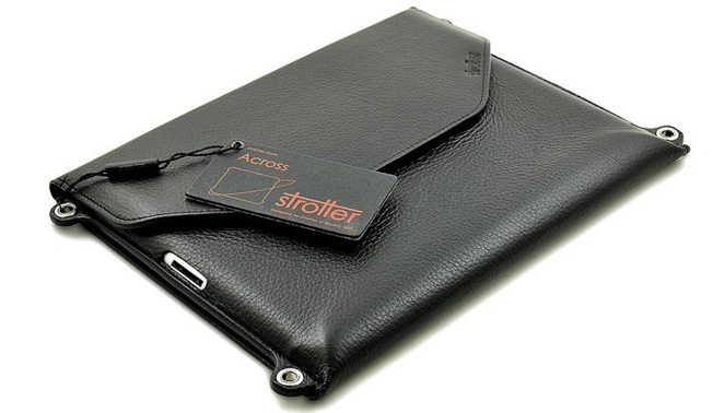 On the Go with Strotter Premium iPad Case