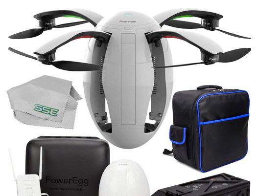 Unique Shape Drone