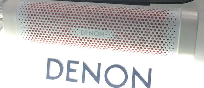 Travel with a Denon Envaya Mini