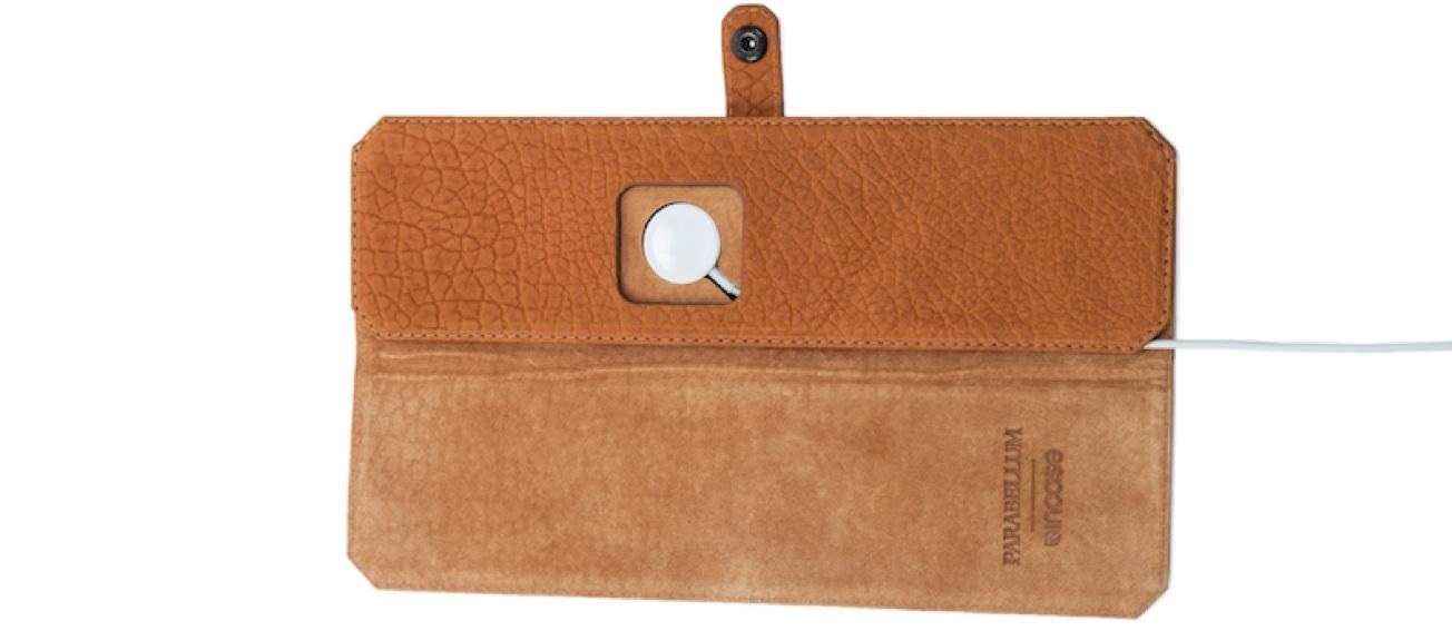 Incase x Parabellum Apple Watch Travel Folio