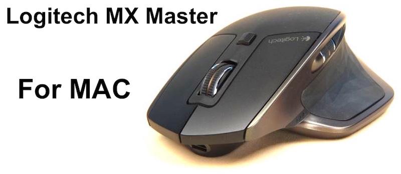 Logitech MX Master for MAC
