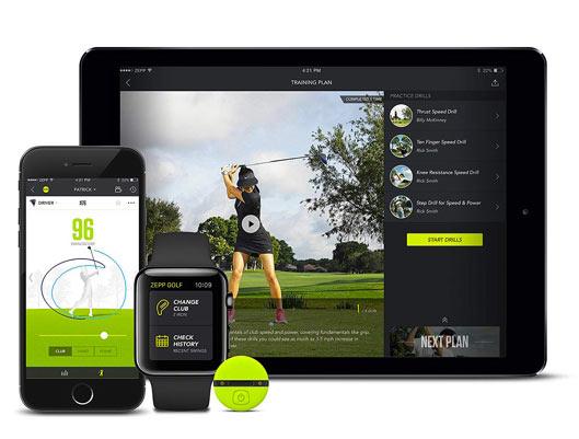 Smart Gadget to Help Golf Player