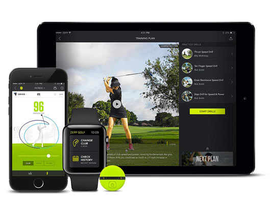 Smart Gadget to Help Golf Player