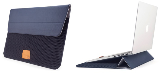 Stylish Stand Sleeve for MacBook