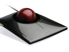 Windows and Mac OS Trackball Mouse