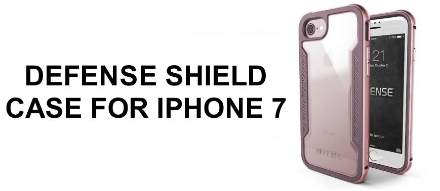 Defense Shield Case for iPhone 7