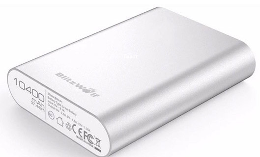 BlitzWolf Qualcomm Quick Charge power Bank