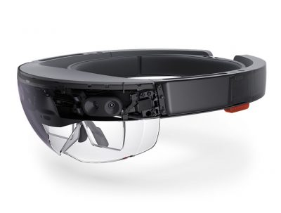 Microsoft Hololens VR