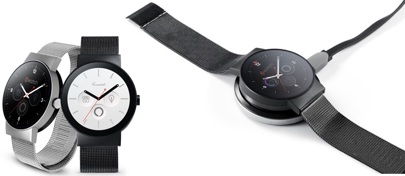 Smartwatch With a Voice Assistant