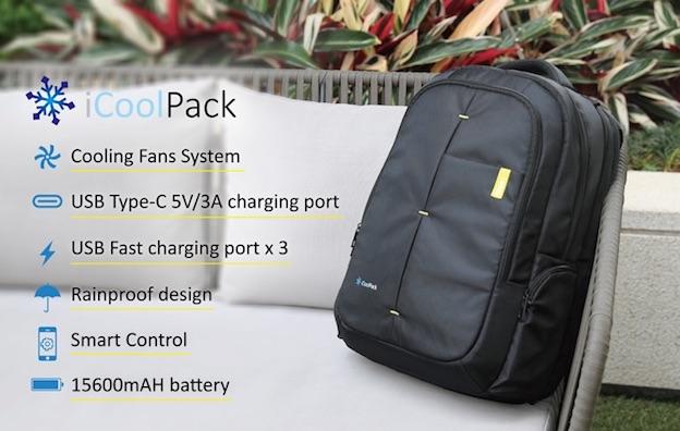 Icoolpack Backpack