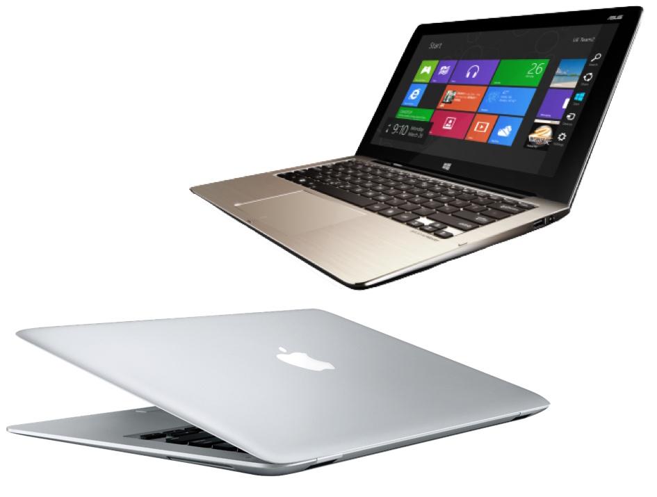 MacBooks vs Windows Laptops