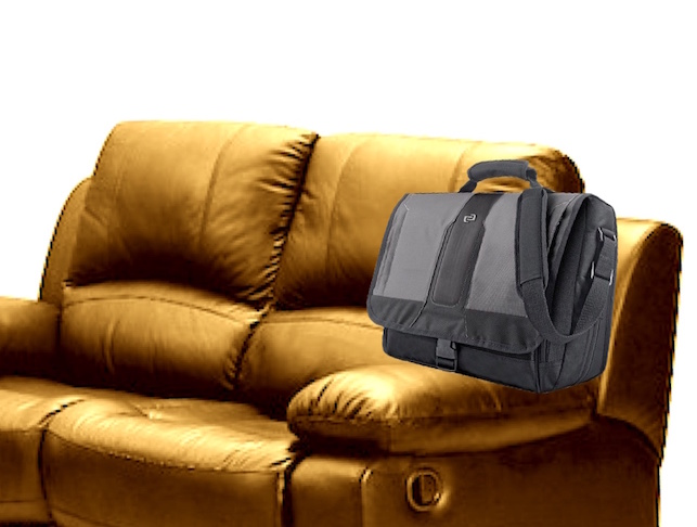Solo Messenger Bag for MacBook