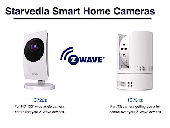 StarVedia Smart Surveillance System