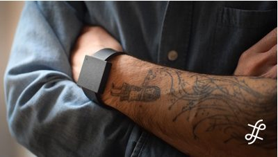 Basslet Wearable Gadget for Club Music Fans