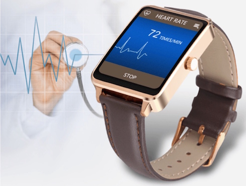 Affordable and Full-Featured Smartwatch