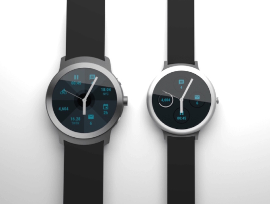 Google Works with LG on 2 New Smartwatches