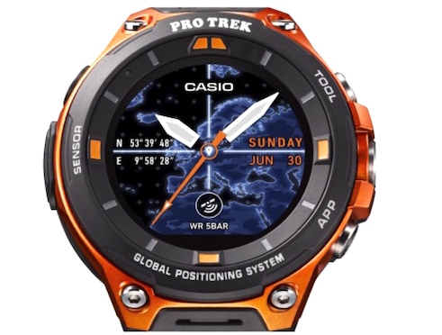 Great Sport Smartwatch from Casio