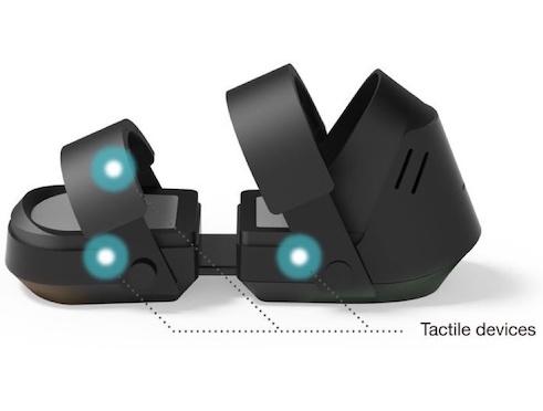 Innovative VR Shoes