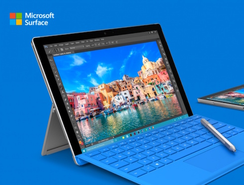 Microsoft Announces New Surface Pro