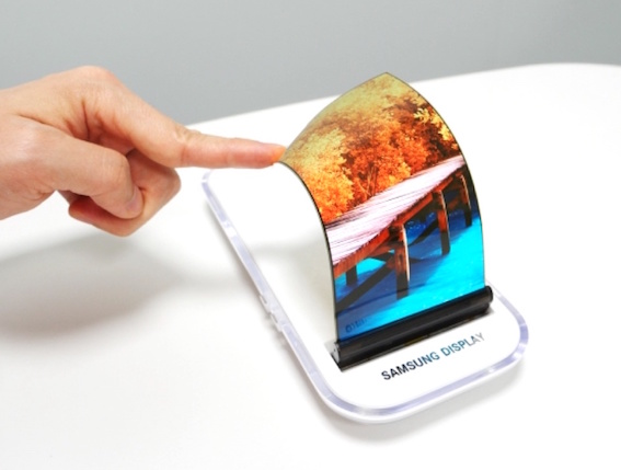 Samsung and Their Flexible Smartphones