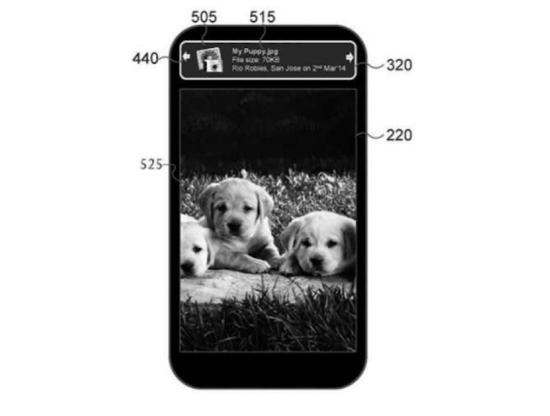 Smartphone Case with E-Ink Display