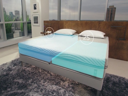 Smart Self-Adjusting Bed