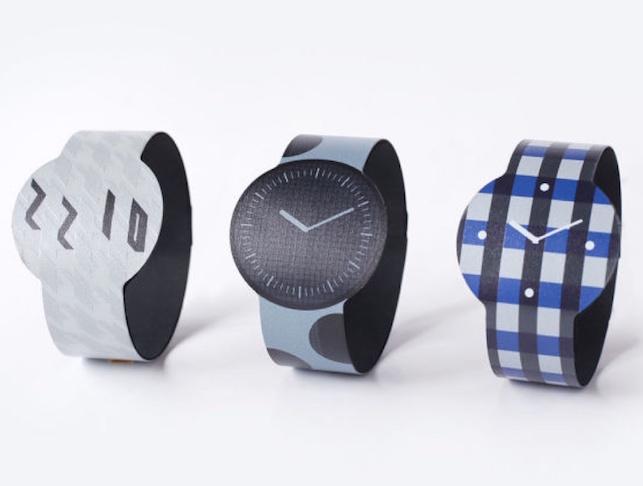 Sony E-Ink Flexible Watch copy