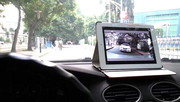 First Wireless Rearview Camera for smartphones
