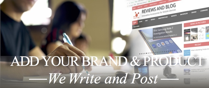 Post Your Brand Story or Product