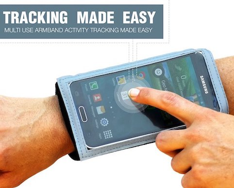 Running Armband for Smartphone
