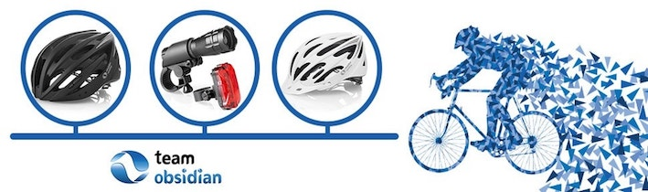 TeamObsidian cycling products