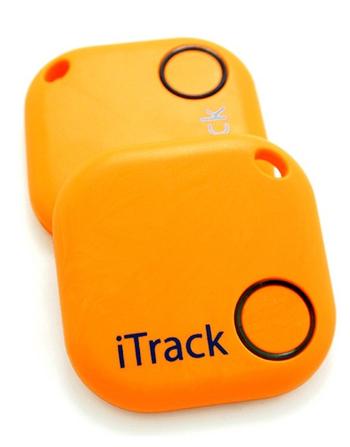 Tracking Device for Smartphone