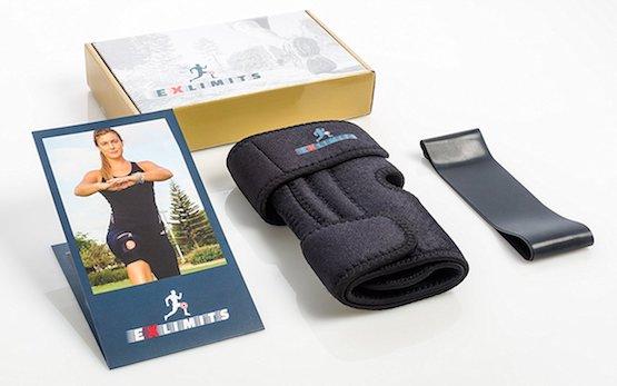 Velcro Knee Stabilizer