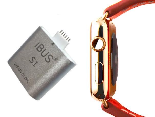 Adapter to restore Apple Watch