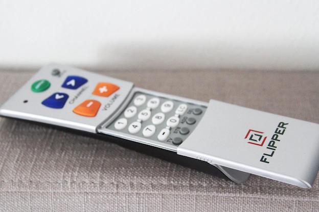 Big-Button Remote Control