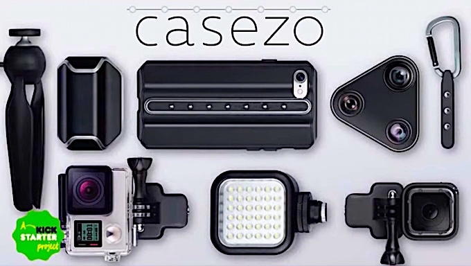 CASEZO iPhone 7 Case for Photography