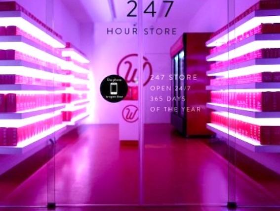Employee-Free Store Opened in Shanghai