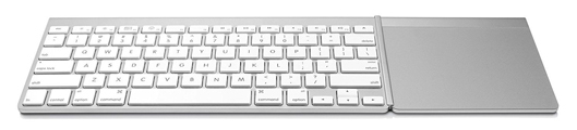 MagicWand Connects Magic Trackpad with Apple Keyboard