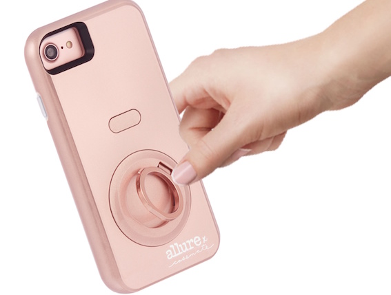 Selfie Case for iPhone 7