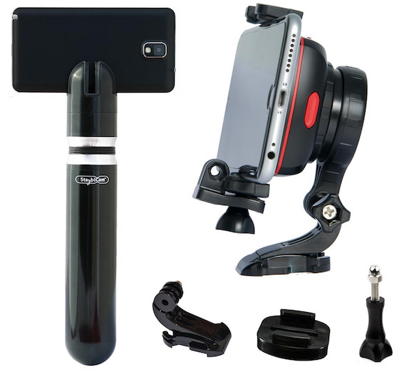 Stayblcam Bundle for mobile and camera lovers