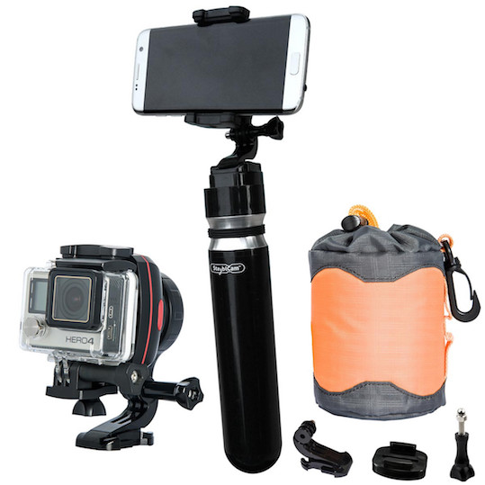 Stayblcam Bundle for mobile and camera