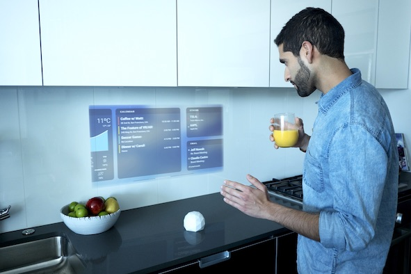 UMBO Smart Home Device for Kitchen