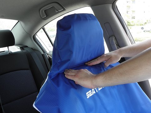 Water-Proof Car Seat Cover for Comfort