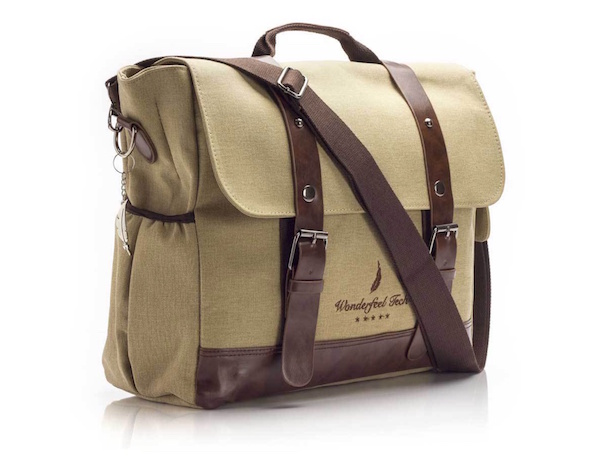 Retro Style Laptop Bag